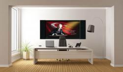Atatürk Makam Panosu D-201- 240x100x4 cm